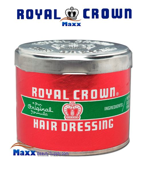 Royal Crown Original Formula Hair Dressing 8oz